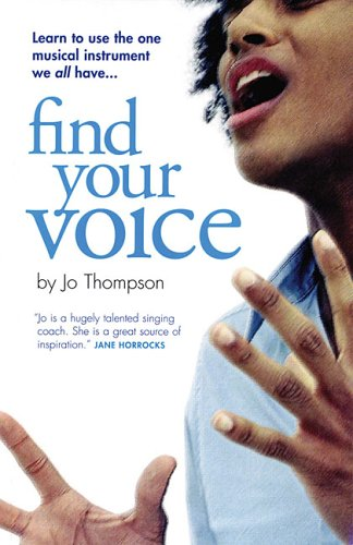 Find Your Voice By Jo Thompson