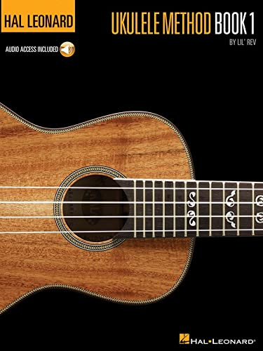 Hal Leonard Ukulele Method By Hal Leonard Publishing Corporation