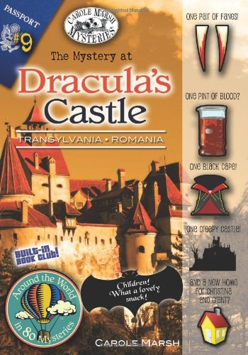 The Mystery at Dracula's Castle By Carole Marsh