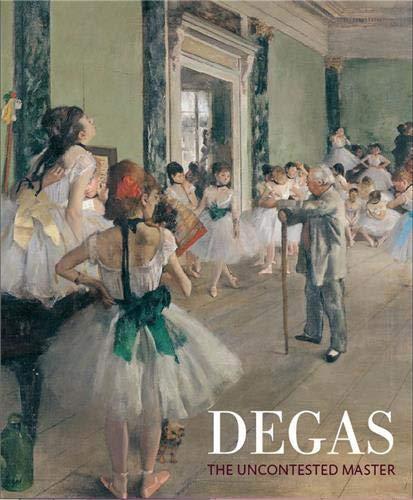 Degas By Jane Kinsman