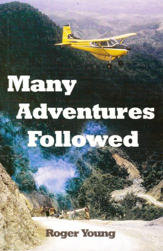 Many Adventures Followed By Edited by Young Roger Atkinson Ros