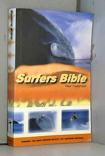 Surfers Bible By American Bible Society