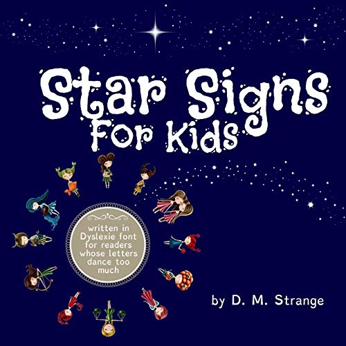 Star Signs For Kids By D M Strange