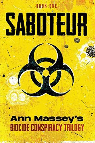 Saboteur By Ann Massey