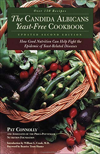 Candida Albican Yeast-Free Cookbook, The By Pat Connolly
