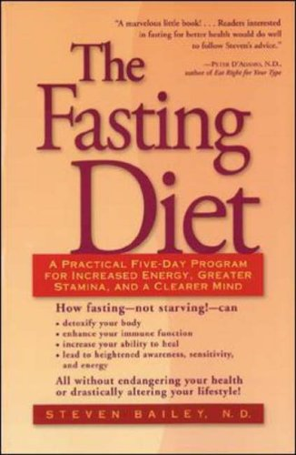 The Fasting Diet By Steven Bailey