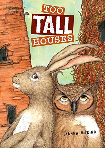 Too Tall Houses By Gianna Marino