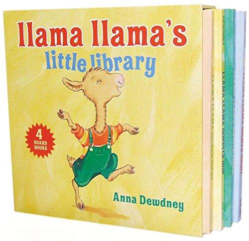 Llama Llama's Little Library von Anna Dewdney