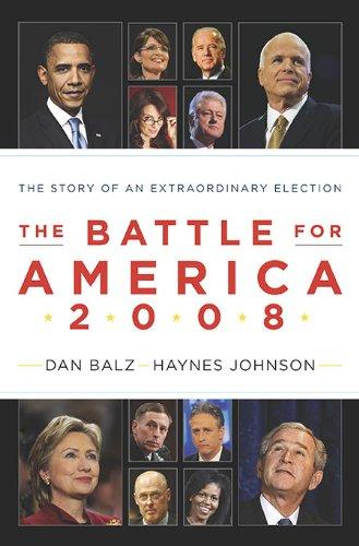The Battle for America, 2008 By Haynes Bonner Johnson