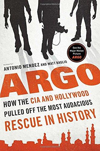 Argo By Antonio Mendez