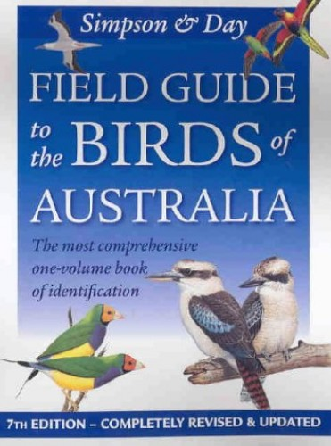 Field Guide to the Birds of Australia By Ken Simpson
