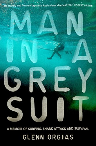 Man in a Grey Suit By Glenn Orgias