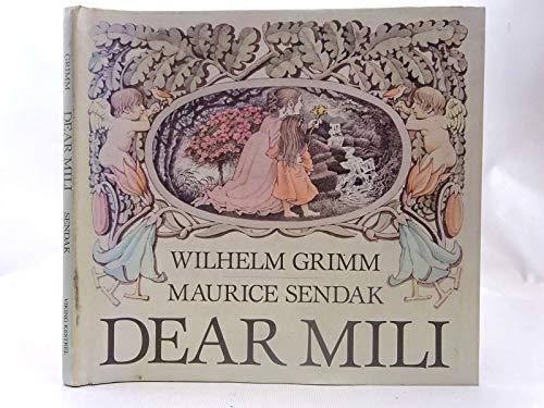 Dear Mili: An Old Tale (Viking Kestrel picture books) By Wilhelm Grimm