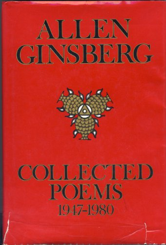 Collected Poems, 1947-80 by Allen Ginsberg