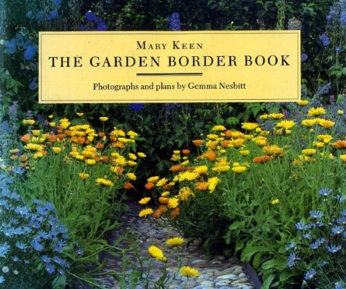 The Garden Border Book by Mary Keen