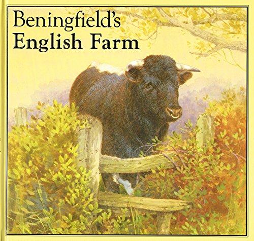 Beningfield's English Farm By Gordon Beningfield