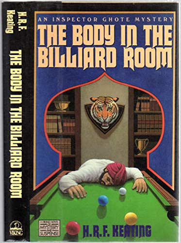 The Body in the Billiard Room By H. R. F. Keating