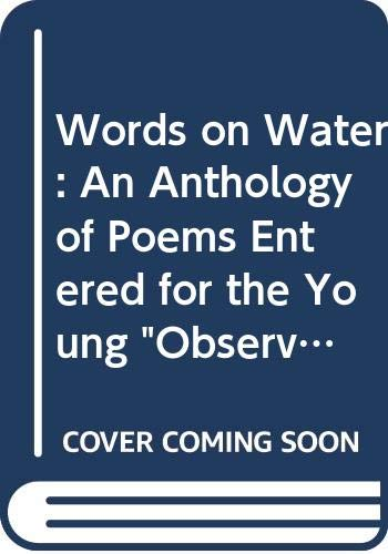 Words on Water By Illustrated by W. Geldart