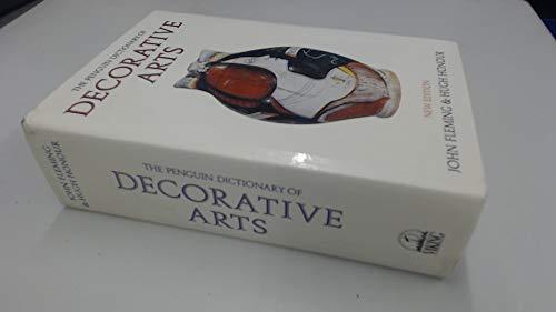 Penguin Dictionary of Decorative Arts By John Fleming