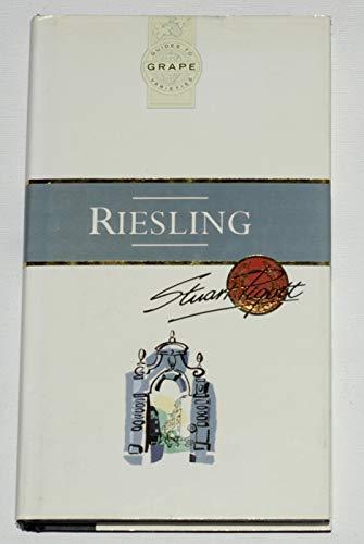 Riesling By Stuart Pigott