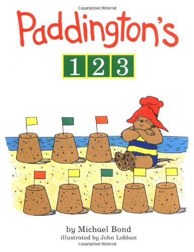 Paddington's 123 By Michael Bond