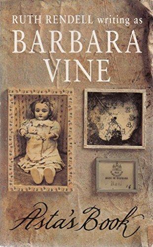 Asta's Book By Barbara Vine