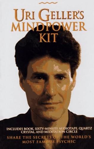 Uri Geller's Mindpower Kit By Uri Geller