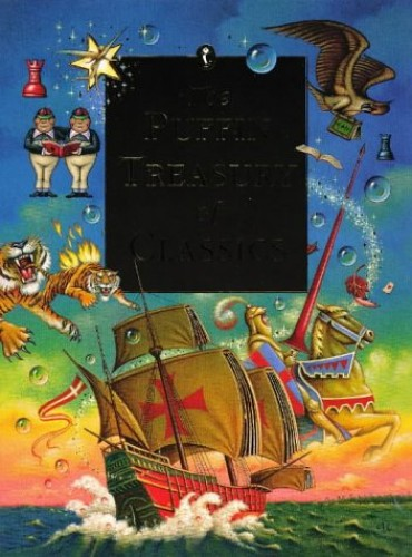 The Puffin Treasury of Classics By Puffin Books