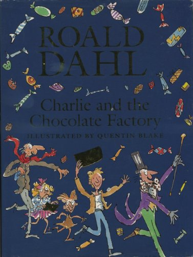 Charlie And the Chocolate Factory Gift Book By Roald Dahl