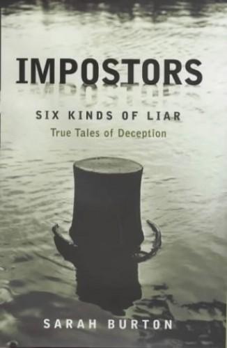 Imposters By Sarah Burton
