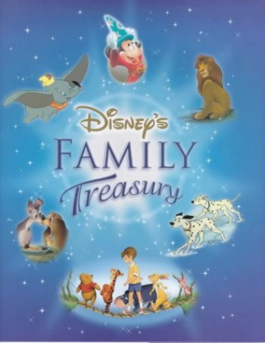 Disney's Family Treasury by Walt Disney Productions