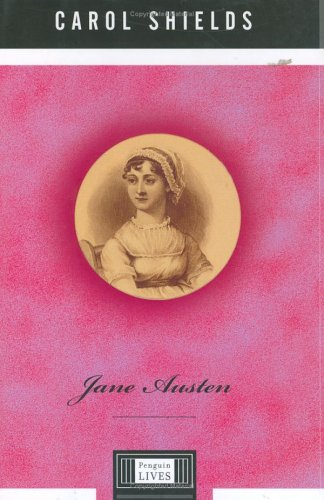 Jane Austen By Carol Shields