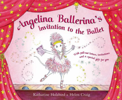 Invitation to the Ballet by Katharine Holabird