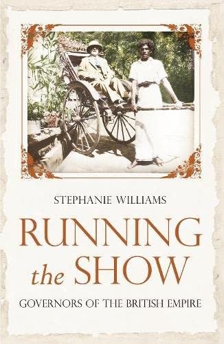 Running the Show By Stephanie Williams
