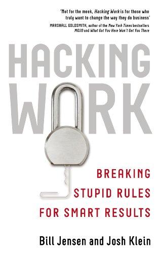 Hacking Work By Bill Jensen