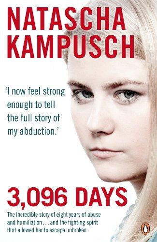 3,096 Days by Natascha Kampusch