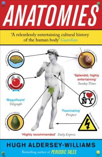Anatomies: The Human Body, Its Parts and The Stories They Tell by Hugh Aldersey-Williams