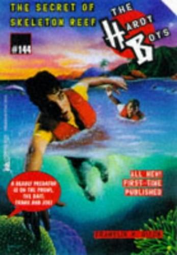 Secret-of-Skeleton-Reef-Hardy-Boys-S-by-Dixon-Franklin-W-Paperback-Book-The