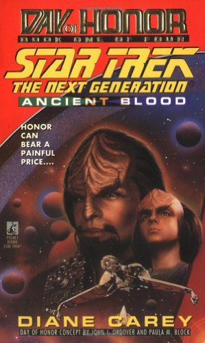 Ancient Blood By Diane Carey