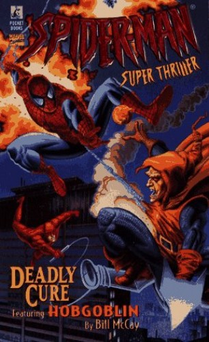 Spider Man Super Thriller By McCay
