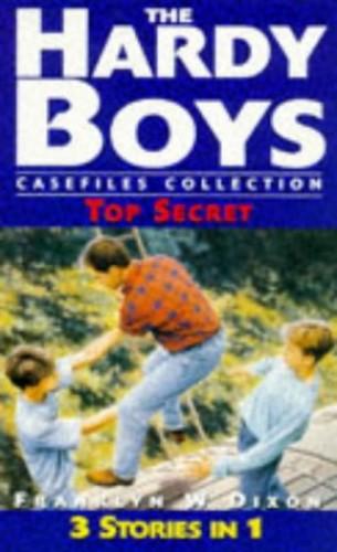 Top Secret By Franklin W. Dixon