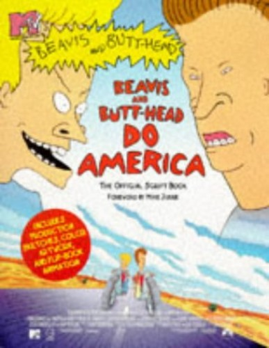 """Beavis and Butt-Head"" Do America By Mike Judge"