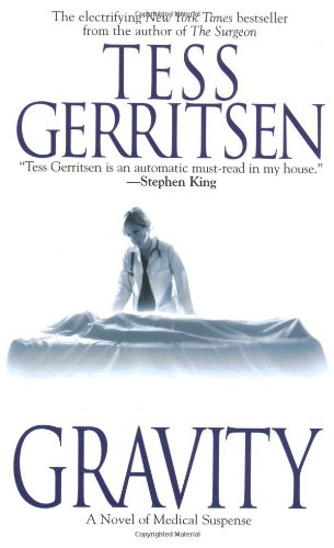 Gravity By Tess Gerritsen