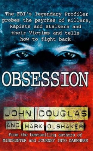Obsession By John Douglas