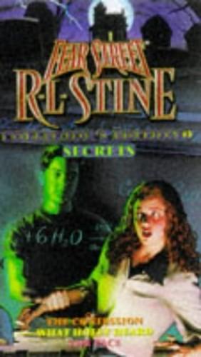 Creepy Collection #3 - Secrets By R. L. Stine