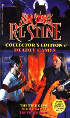 Deadly Games By R. L. Stine