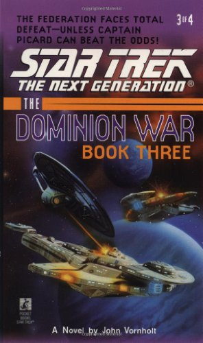 The Dominion War By John Vornholt