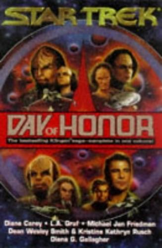 Star Trek Day of Honor By Carey