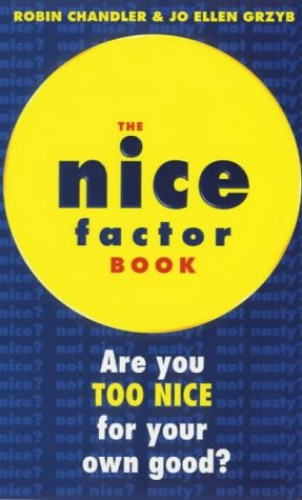 The Nice Factor Book By Robin Chandler