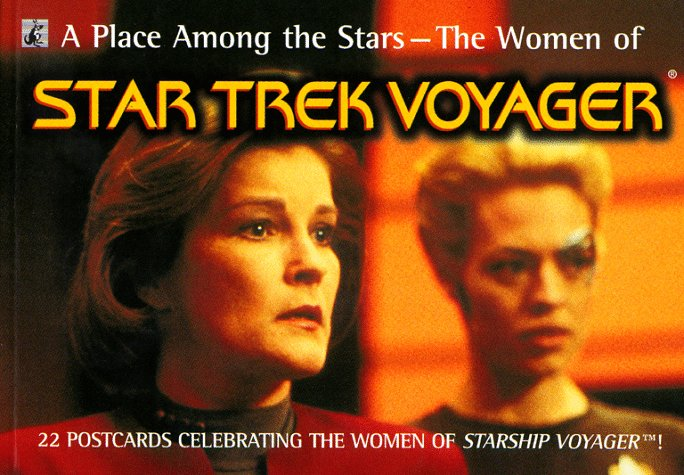 Star Trek Voyager: Place among the Stars By Pocket Books